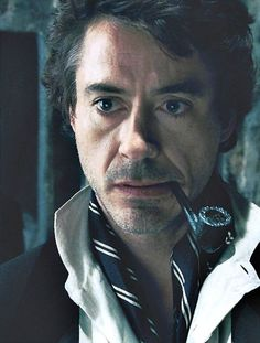 Robert Downey Jr as Sherlock Holmes The most Sassy and Sarcastic Detective 😍 Robert Downey Jr., Sherlock Holmes Robert Downey, Sherlock Bbc, Holmes Movie, Elementary My Dear Watson, Guy Ritchie, Iron Man Tony Stark, Detective, 221b Baker Street