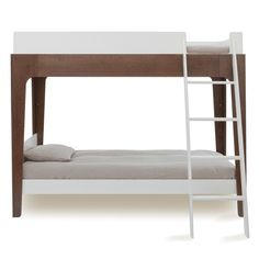 OEUF Perch Bunk Bed (Walnut)