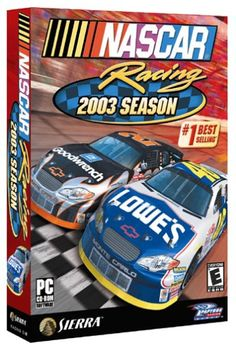 http://videogamesideas.info/nascar-racing-2003-season-pc/ - NASCAR Racing Season 2003 brings the intensity grit and roaring sound of NASCAR to the PC. This 2003 incarnation of...