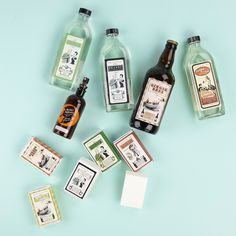 If you know someone that likes booze and baths...then we've solved all your gift problems!  I don't know about you, but one of our favourite things to...