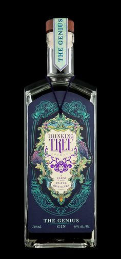 Thinking Tree Spirits — The Dieline - Branding & Packaging Design