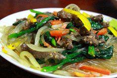 Beef Japchae