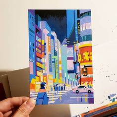 21 Days In Japan: Artist Recreates Scenes Of Japan Through Pleasing Pastel-Colored Illustrations Marker Kunst, Posca Marker, Marker Art, Gouache Painting, Painting & Drawing, Molotow Marker, Vexx Art, Posca Art, Arte Sketchbook
