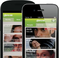 Glancee: discover interesting people around you!