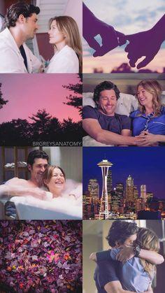 Grey's Anatomy- meu casal
