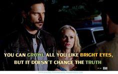 TB S06E10- Alcide, Sookie, & Bill