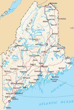 Travel to Maine!!! #travel