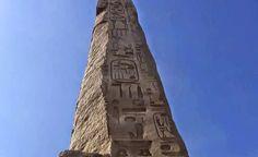 Obeliscos do Egito: Pertenceriam aos Extraterrestres?