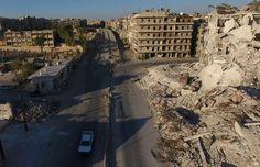 فرنسا تسعى لقرار من مجلس الأمن بوقف إطلاق النار بحلب - البيان