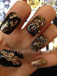 20130531-181659.jpg  Steam Punk Nails