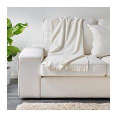 POLARVIDE Plaid  - IKEA 130x170 cm (blanc)