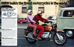 """Seventies perfect """"pre-hipster"""" couple on the first page."""