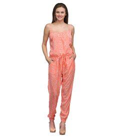 463c3f03ce01 Kiosha Orange Poly Crepe Jumpsuits!