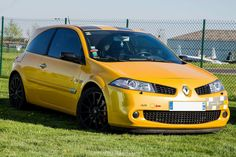 Renault Megane R26
