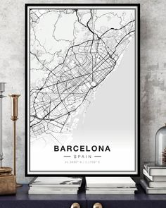 Barcelona Spain, Home Renovation, Oversized Mirror, Holiday, Poster, Furniture, Apartment Ideas, Tips, Design