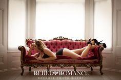 Plus Size Boudoir Photography: Jada's Boudoir Photo Shoot » Boudoir Photography Rebel & Romance
