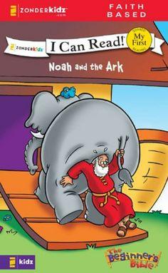 """DEAL: 13  """"I Can Read! / Beginner's Bible"""" Books $0.99 ea // #kindle #kids #sale @Zonderkidz"""