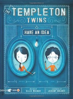 The Templeton Twins Have an Idea: Book 1 - Ellis Weiner | shopswell