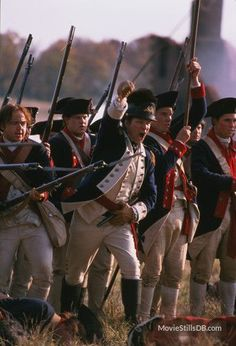 The portrayal of the american revolution in the movie patriot