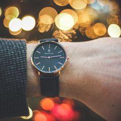 A classy Marc Watch Daniel Wellington, Classy, Watches, Collection, Wrist Watches, Tag Watches, Watch, Elegant