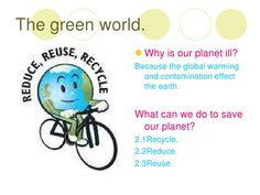 saving planet earth - Google Search