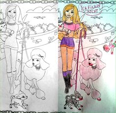Corrupting The Innocent World Of Childrens Coloring Books One Page At A Time