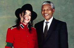R.I.P Nelson Mandela and Michael