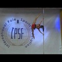 2012 Women's IPSF London World Pole Sport Championship Finalists - Nataliia Tatarintseva