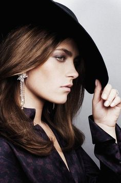 Model: Marlena Szoka