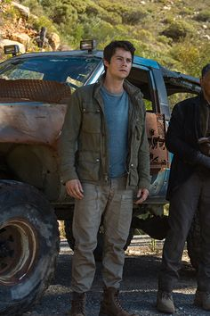 "dylanobrien: ""Dylan O'Brien as ""Thomas"" in the upcoming Maze Runner: Death Cure (2018) """