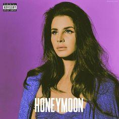 Lana Del Rey is my favourite artist