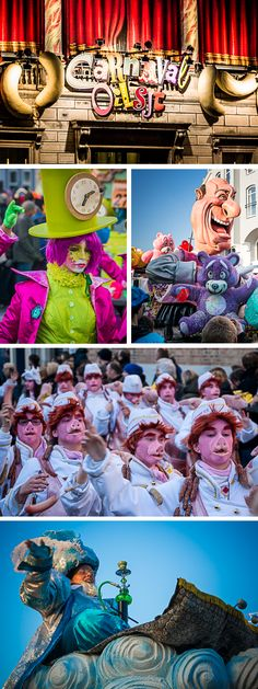 Carnival of Aalst, B