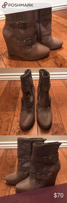 Boots Joie ankle boots, 4 1/2 inch heel Joie Shoes Ankle Boots & Booties