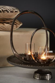 Our basic collection Black & Gold is an absolute must for any modern interior. The options are almost endless. Make your interior timeless by adding black and add some gold as a fashionable finishing touch. Modern Interior, Black Gold, Candle Holders, Candles, Touch, Autumn, Make It Yourself, Lifestyle, Mirror