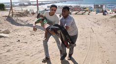 Israeli Strike Kills Four Boys Playing on Gaza Beach. It seems like children are Israelis main target... It is a sad world we live in