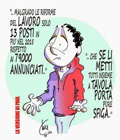 #IoSeguoItalianComics #satira #governo #lavoro