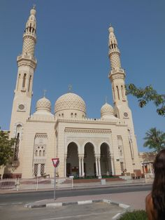 Jumeirah  moskee Dubai. Presentatie over de Islam #3MTT #NHTV #Jumeirahmosque