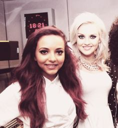 jade thirlwall & perrie edwards
