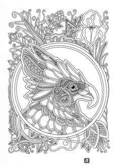 Иллюстрация 10 из 38 для Ветер уносит цветы. Книга-раскраска - Ольга Головешкина   Лабиринт - книги. Источник: Лабиринт