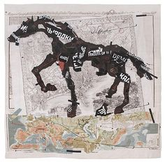 Streets of the City   ARTIST:William Kentridge (South African, b.1955)   WORK DATE: 2009