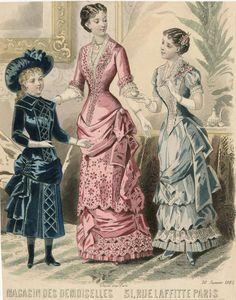 Magasin des Demoiselles 1882