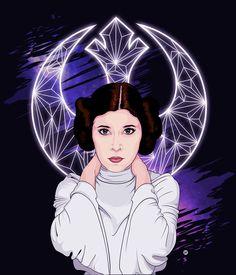 Princess Leia Organa by Mamba26