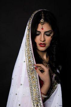 Indian Beauty Most Beautiful Indian Actress, Beautiful Actresses, Bridal Photography, Fashion Photography, Simply Beautiful, Beautiful Women, Dark Red Lips, Indian Photoshoot, Girl Photo Poses
