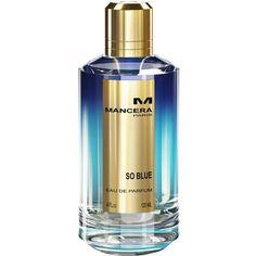 MANCERA So Blue eau de parfum 120ml (€130) ❤ liked on Polyvore featuring beauty products, fragrance, eau de perfume, edp perfume and eau de parfum perfume