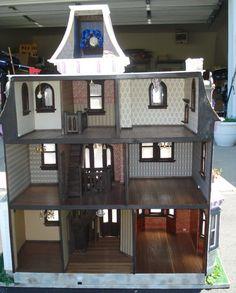 Пользовательские стилем Dollhouse Комплекты: Beacon Hill Dollhouse По Трейси Topps