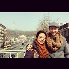 A pasear que ha salido el sol!  #corea #bellavida #estilodevida #libertad