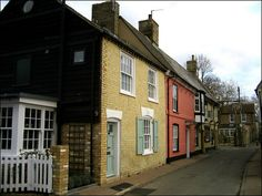 Wellington Street in St Ives by Baz Richardson, via Flickr