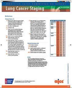 Lung Cancer Staging - PDF Document - Medical Ebook Download