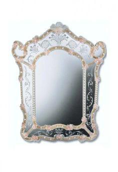 Murano Glass Mirror #100s