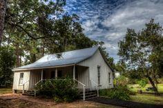 Little Cabin at Heritage Village in Florida